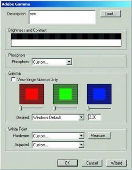 Adobe-gamma