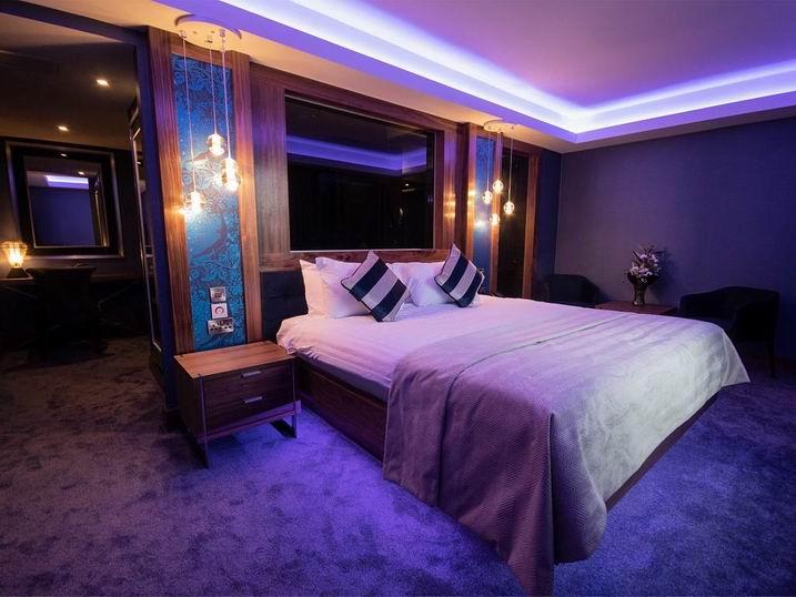 спальня освещение