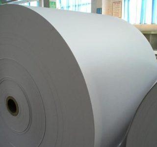 рулон бумаги