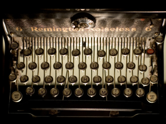 Печатная машинка Remington