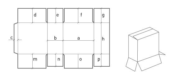 Коробка для автоматических линий 2