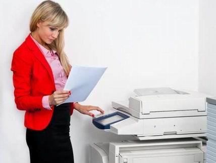 оператор принтера